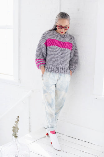 Sailor's Dream Sweater - Cotton