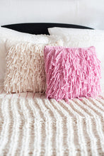 Load image into Gallery viewer, DIY Kit - Square Fringe Pillow Case - Big Cotton