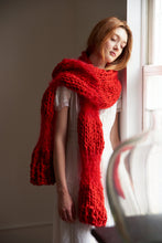 Load image into Gallery viewer, DIY Kit - Meri-Mohair Scarf - Merino No. 5 and Mohair So Soft