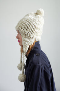 The Aviatrix Hat - Merino