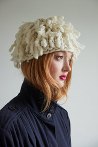 DIY Kit - Fringe Hat - Merino No. 5