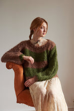 Load image into Gallery viewer, Lucky Stripe Sweater - Mohair So Soft