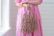 Load image into Gallery viewer, DIY Kit - Mini Market Fringe Bag - Big Cotton
