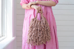 DIY Kit - Mini Market Fringe Bag - Big Cotton