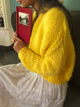 Load image into Gallery viewer, DIY Kit - Rhinebeck Cardigan - Merino Worsted