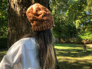 DIY Kit - My First Cable Hat - Merino No. 5