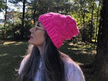 Load image into Gallery viewer, DIY Kit - My First Cable Hat - Merino No. 5