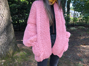 DIY Kit - Recluse Cardigan - Merino No. 5
