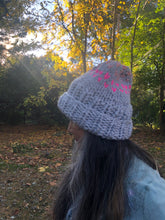 Load image into Gallery viewer, DIY Kit -  Edelweiss Hat with 3 colors - Merino No. 5