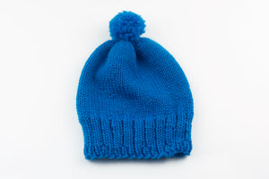 DIY Kit - Dream Pompom Beanie - Dream (Merino Worsted)