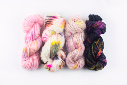 Indie Dyer Collaboration - Dream (Merino Worsted)
