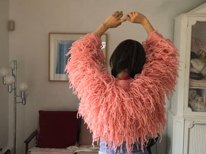 DIY Kit - Like a Bird - Dream (Merino Worsted)