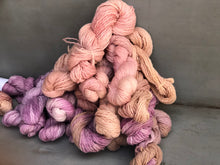 Load image into Gallery viewer, Naturally Dyed Dream (Merino Worsted)