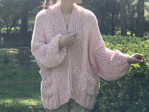 Recluse Cardigan - Cotton