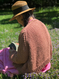 Rhinebeck Cardigan - Cotton
