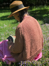 Load image into Gallery viewer, DIY Kit - Rhinebeck Cardigan - Summer