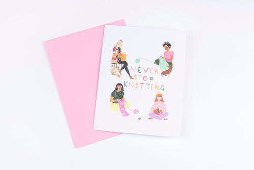 Loopy Mango Note Cards-pack of 10 cards and envelopes