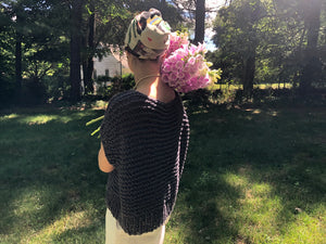 DIY Kit - Boxy Lady Top - Summer