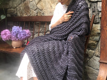 Load image into Gallery viewer, DIY Kit - Fisherman Rib Blanket - Big Cotton