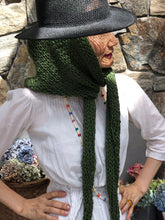 Load image into Gallery viewer, DIY Kit - Babushka Shawl - Dream (Merino Worsted)