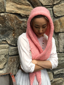 DIY Kit - Babushka Shawl - Dream (Merino Worsted)