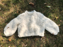 Load image into Gallery viewer, DIY Kit - Fluffy Sweater - Fluffy Alpaca