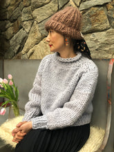 Load image into Gallery viewer, DIY Kit - Top-Down Sweater - Merino No. 5