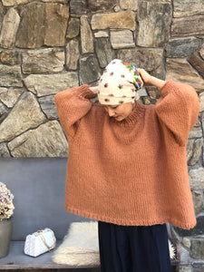 DIY Kit - My Favorite Sweater - Dream (Merino Worsted)