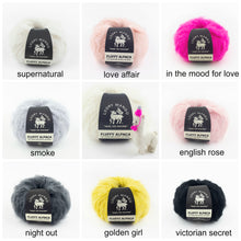 Load image into Gallery viewer, DIY Kit - Everyday Beanie - Fluffy Alpaca