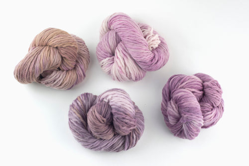 Naturally Dyed Dream (Merino Worsted)