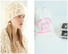 Load image into Gallery viewer, DIY Kit - Summer Fringe Beanie - Big Cotton