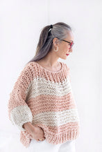 Load image into Gallery viewer, DIY Kit - Seaside Sweater - Big Cotton