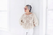 Load image into Gallery viewer, Off the Shoulder Sweater - Cotton