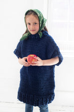 Load image into Gallery viewer, Mini Poncho PATTERN- Merino No. 5