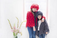 Load image into Gallery viewer, DIY Kit - Mini Fringe Coat - Big Cotton