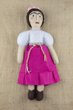 Load image into Gallery viewer, Felted Dolls