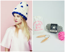 Load image into Gallery viewer, DIY Kit - Dalmatian Hat - Big Loop