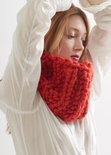 Load image into Gallery viewer, DIY Kit - Fisherman Rib Cowl - Merino No. 5
