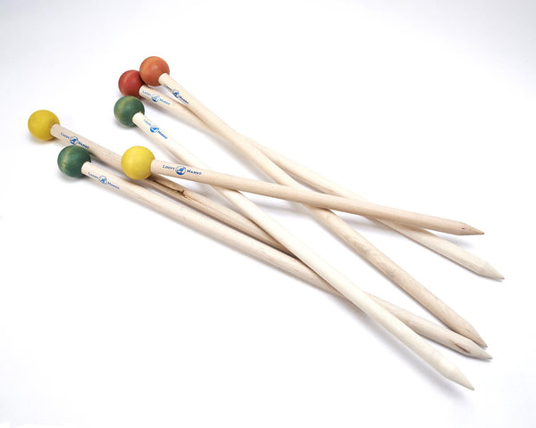 Knitting Needles Mm : Giant knitting needles size mm straight  or