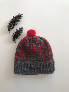 DIY Kit - Happy Hat - Dream (Merino Worsted)