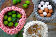 Load image into Gallery viewer, DIY Kit - Almighty Loopy Baskets - Set of 4 - Tough Loop