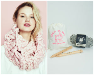 DIY Kit - Liberty Fair Cowl - Big Loop