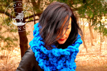 Load image into Gallery viewer, DIY Kit - Liberty Fair Cowl - Big Loop