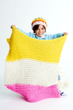 Load image into Gallery viewer, DIY Box Kit - Little One's Blanket - Merino No. 5