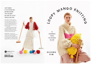 Loopy Mango Knitting Book