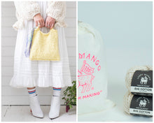 Load image into Gallery viewer, DIY Kit - Mini Market Bag - Big Cotton