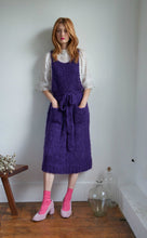Load image into Gallery viewer, Apron Dress PATTERN - Mohair So Soft