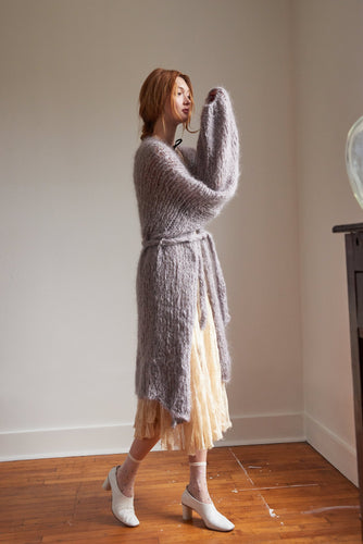 Long Cardigan - Mohair