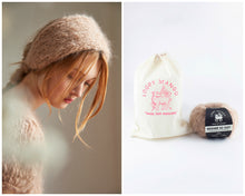 Load image into Gallery viewer, DIY Kit - Headband - Mohair So Soft