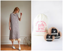 Load image into Gallery viewer, DIY Kit - Sleeveless Dress - Mohair So Soft